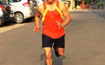 100 Days Of Running- Story of Satish Papnoi