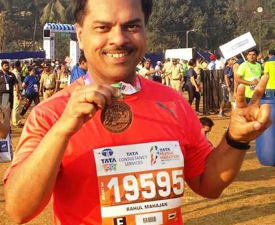 100 DAYS OF RUNNING- STORY OF RAHUL MAHAJAN
